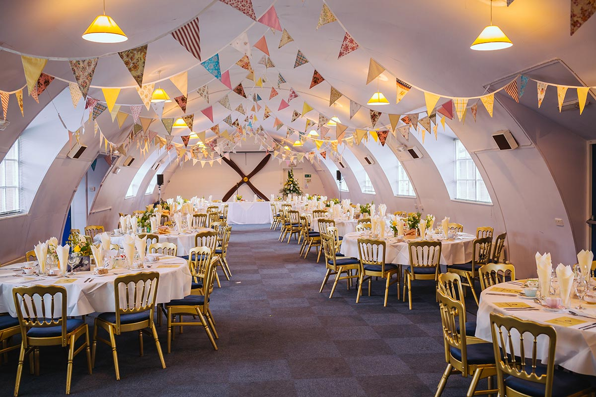 The Elvington Room makes the perfect reception facility