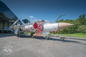 Buccaneer XN974 Returns to The Live Aircraft Team