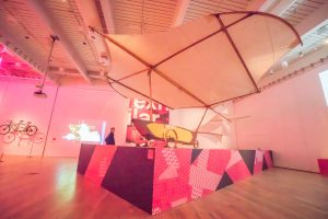The Great Exhibition of the North and The Cayley Glider