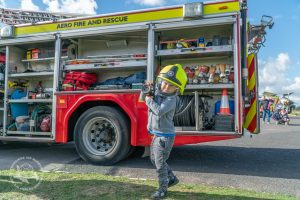 999 Emergency Day at The Museum